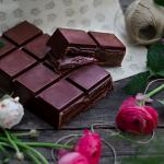 Barra de chocolate recheada com brigadeiro, 1,25kg, €75