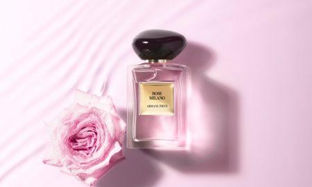 Rose Milano, coleção Les Eaux, de Armani Privé Haute Couture, €110 (50 ml)