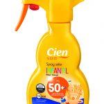 Spray solar infantil 50