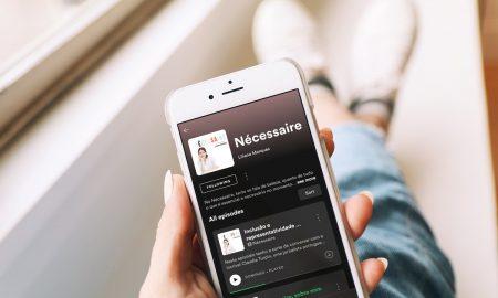 Nécessaire, Podcast