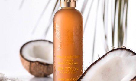 Virgin Coconut Gentle Hair Cleanser.
