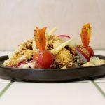 Quinoa com frango