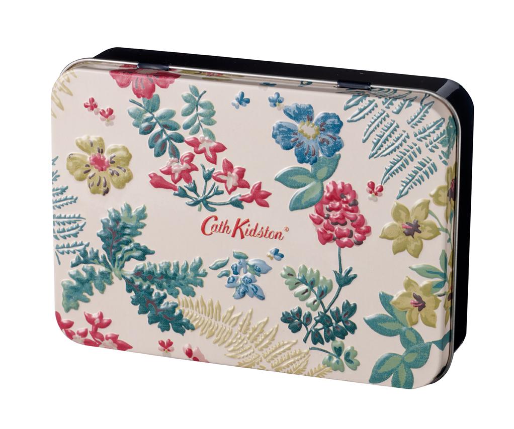 CATH KIDSTON Caixa com creme de mãos e creme labial Garden Cath Kidston, €14,95, à venda na Well's