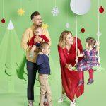 Claudia e Daniel Matias e filhos