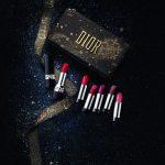 Coffret Collection Couture Rouge Dior, edição limitada, com 6 batons recarregáveis, €185