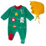 Conjunto Babygrow + Chapéu - 32.99€