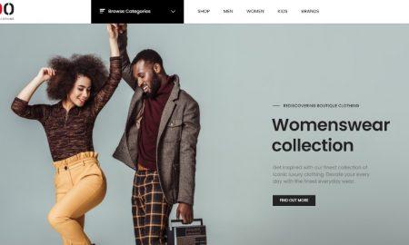 Eggo Shop_website