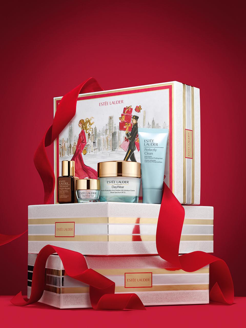 Estée Lauder DayWear Holiday Set, €54, Exclusivo El Corte Inglés e Perfumarias Perfumes & Companhia