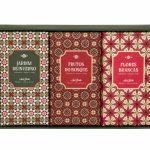 PVP caixa sabonetes Azulejos I 3x200g: 13,99€