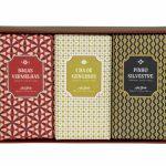 PVP caixa sabonetes Azulejos II 3x200g: 13,99€