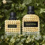 Born in Roma Yellow Dream Donna e Uomo, para ela e para ele, Valentino, €52 cada um (30ml)