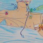 Ilustrações de Marli Vitorino