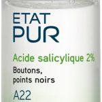 ácido salicílico 2% ativo Puro