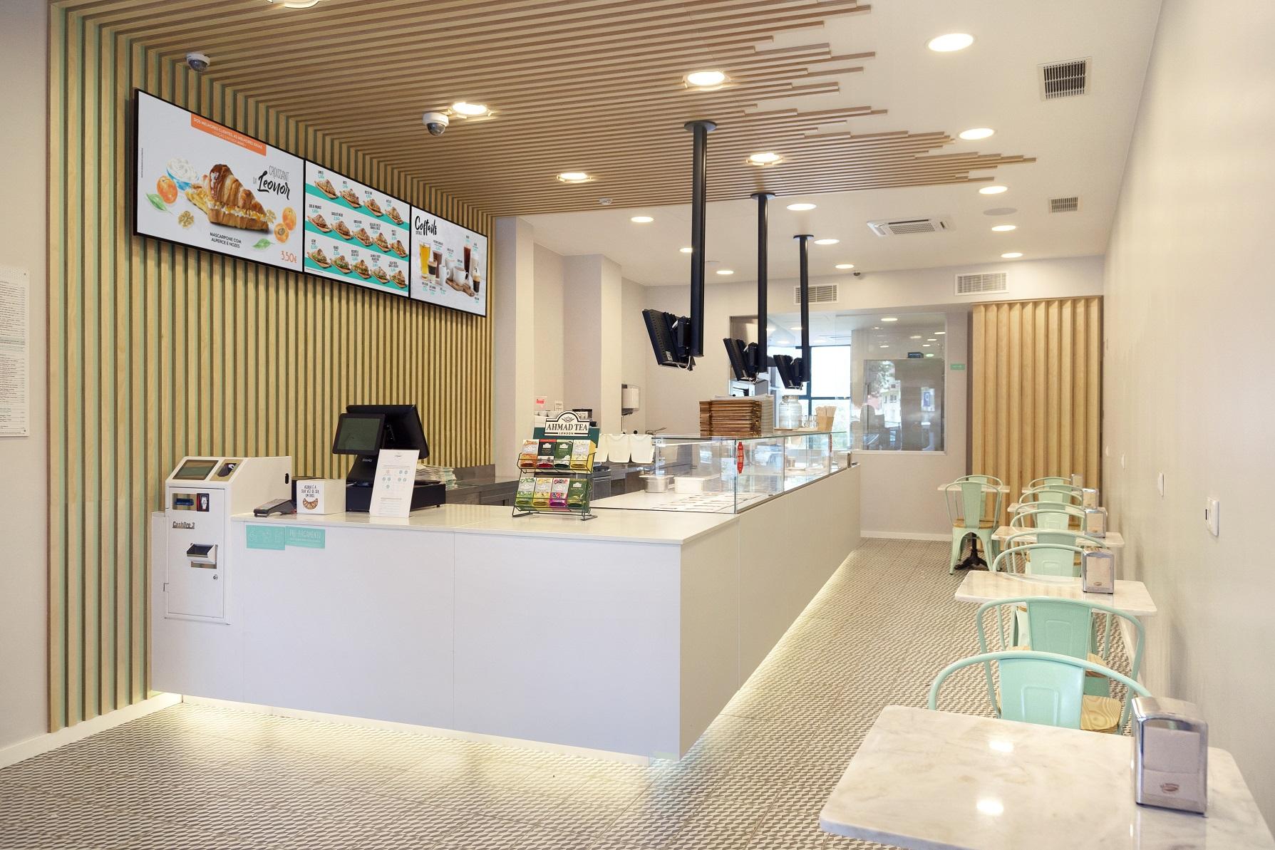Nova loja em Massamá