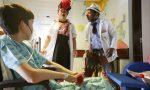 Visita dos Doutores Palhaços ao Hospital Garcia de Orta, Operaçãoo Nariz Vermelho, 19 de Março 2018