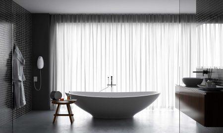 Foto 1 - Airfree FIT, de colocação na parede, em casas de banho