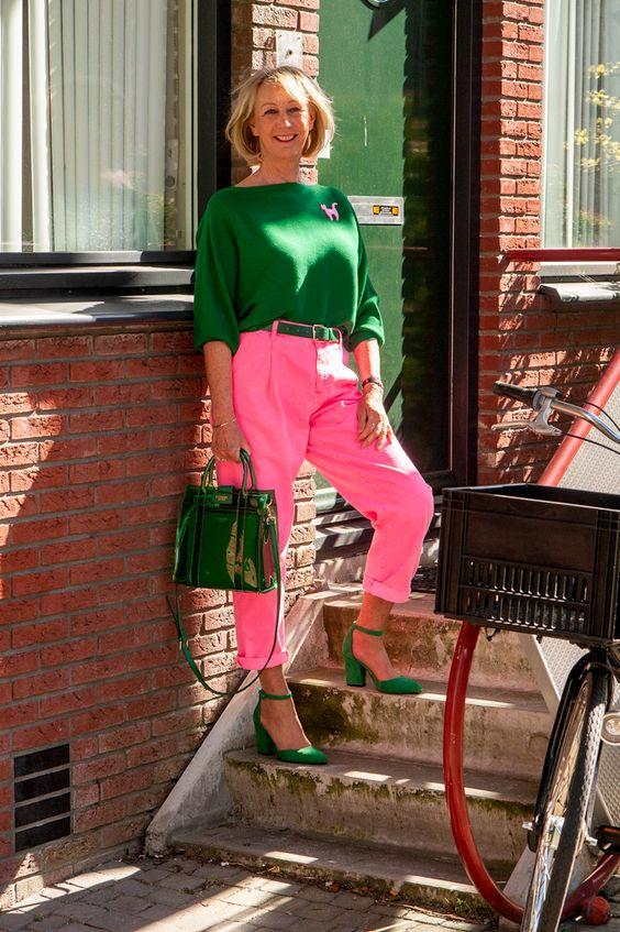 No fear of fashion via Pinterest